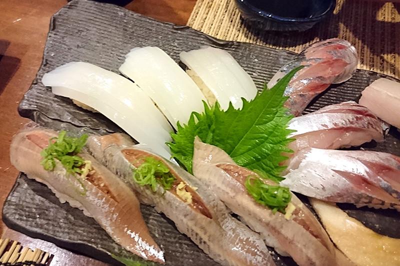 寿司ダイニング 阿しゅく亭 その他お寿司