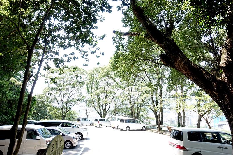 筆山公園 志鵬台・筆の鼻広場 駐車場