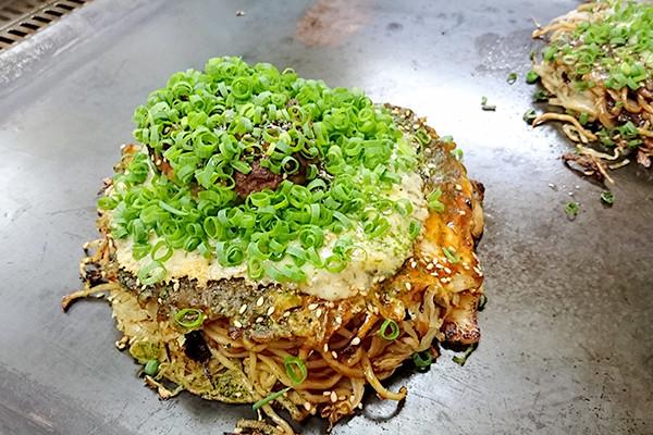 広島風お好み焼きが食べれる 八丁堀