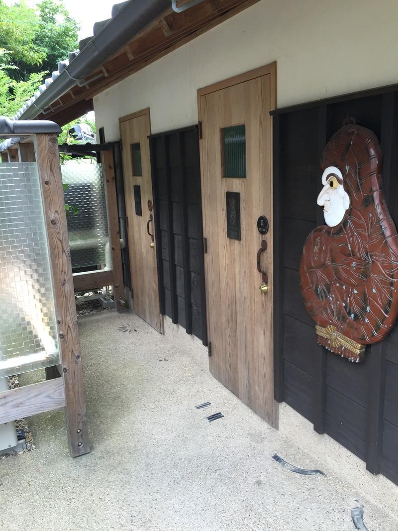 土佐水木のトイレ