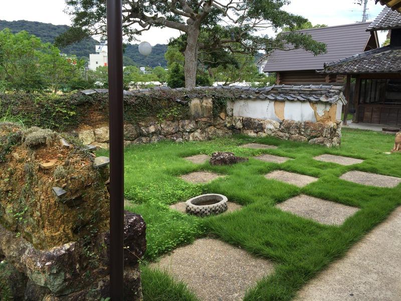 土佐水木の庭2