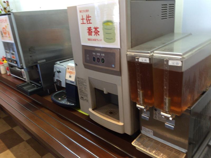 一汁三菜 百石店のお茶