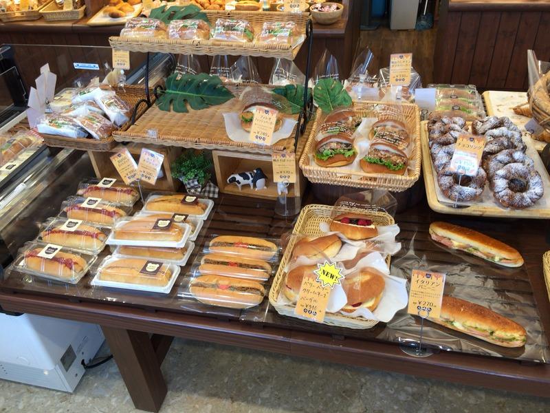 くまのPAN屋の惣菜パン