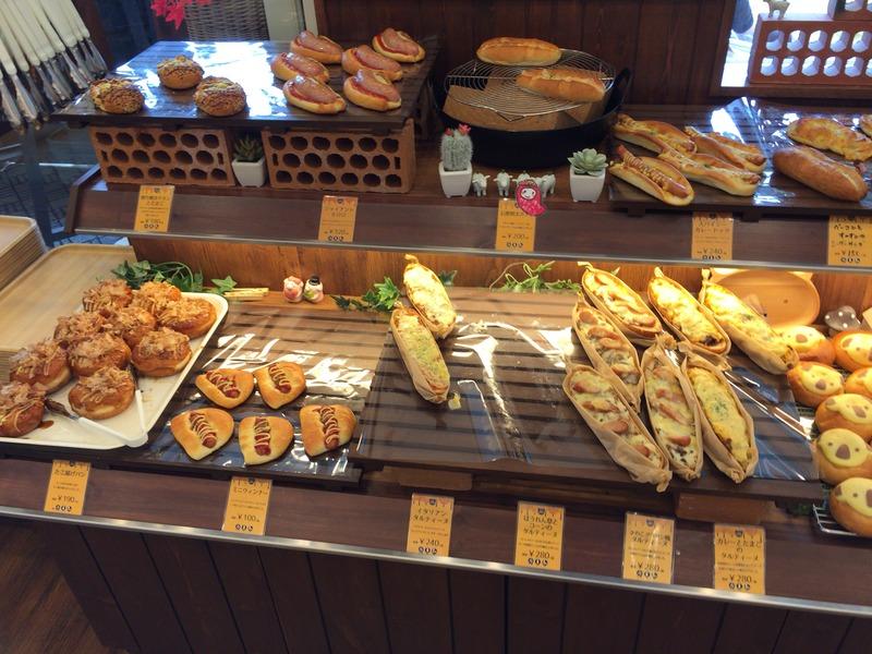 くまのPAN屋のパン2