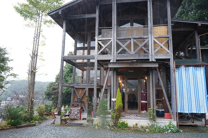 丘の上のごはんやカフェ木の蔵