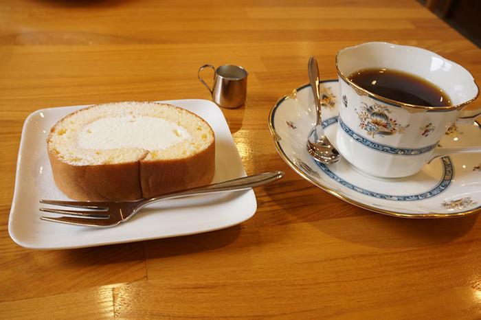 梼原のカフェ COFFEE FLAG