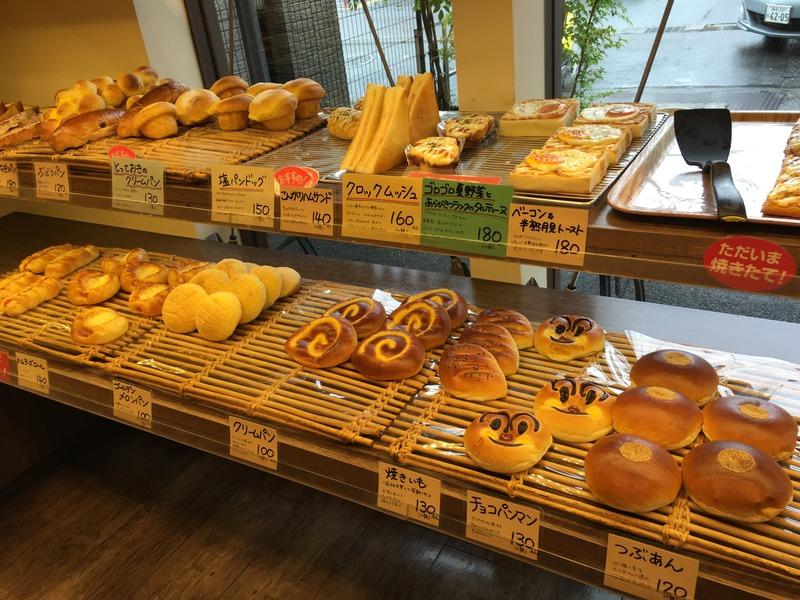 リスボンのパン屋さん