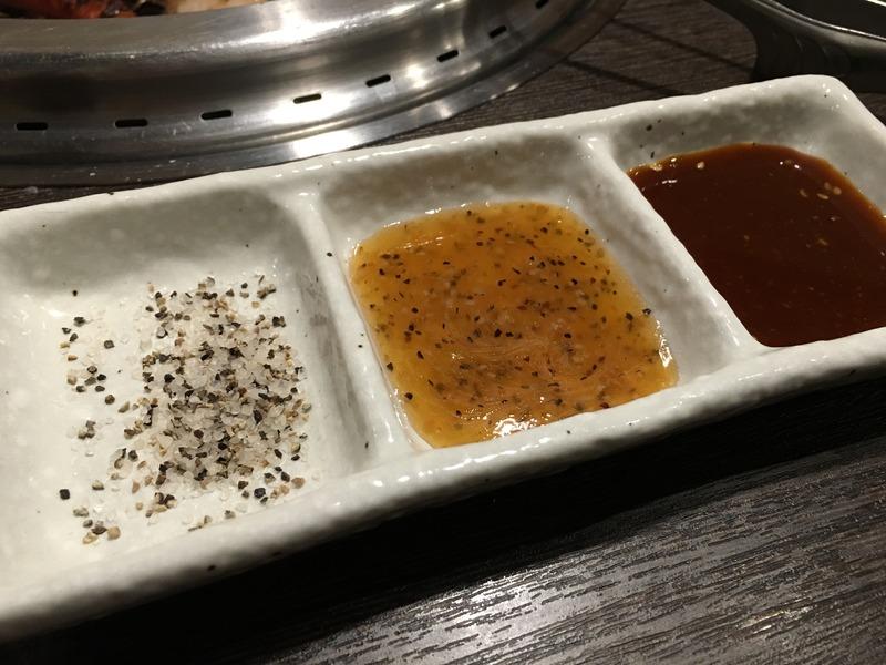 肉屋の焼肉 ぷるこぎの岩塩