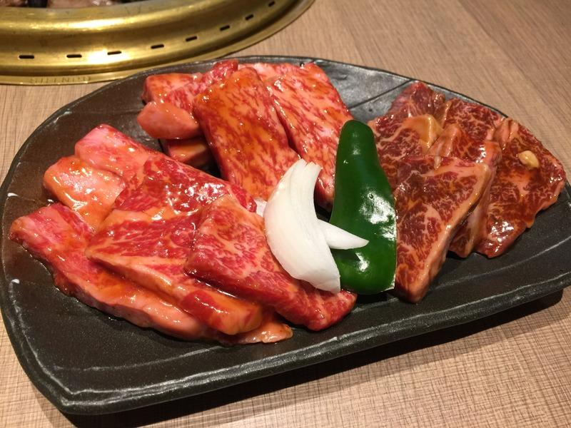 なかごしの焼き肉