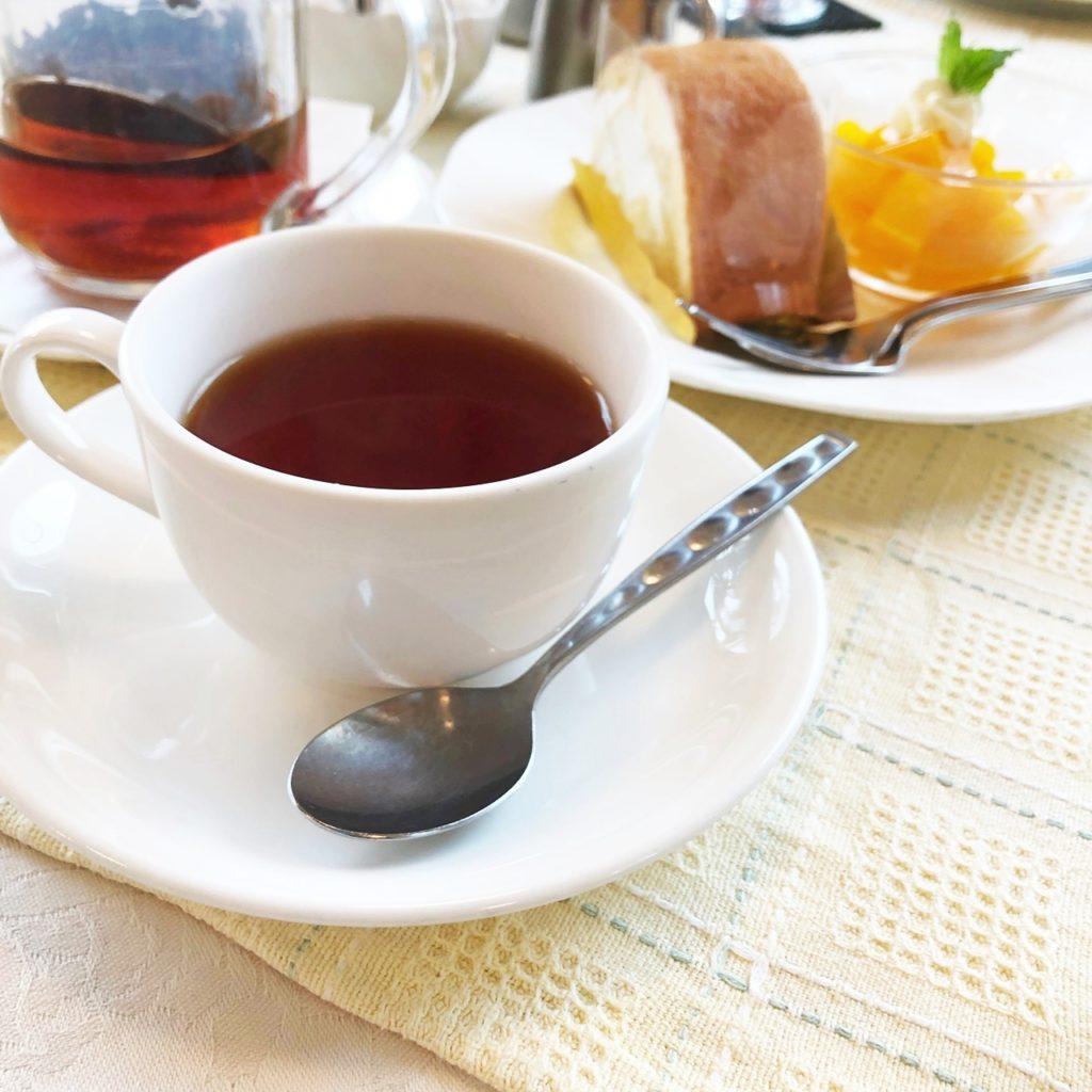 和風カフェはりまや橋のケーキセット